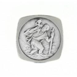 Magnet Médaille de Saint Christophe Made in France