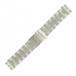 Bracelet de Montre 20mm Adaptable montre SWATCH® en Acier inox Rowi®