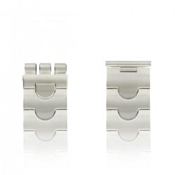 Bracelet de Montre 20mm Adaptable montre SWATCH® en Acier inox Rowi®