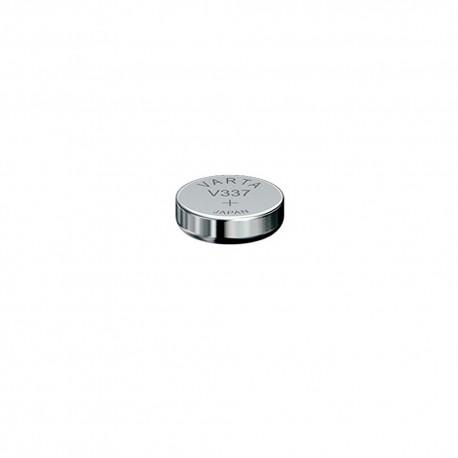 Pile de montre bouton 337 (SR416SW) 1.55V Varta