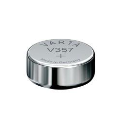 Pile de montre bouton 357 (SR44W) SR44 -1.55V Varta
