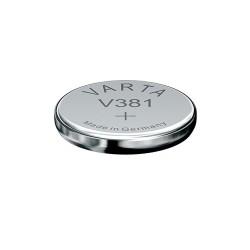 Pile de montre bouton 381 (SR1120SW) SR55 1.55V Varta
