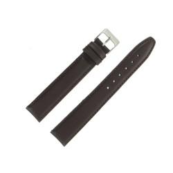 Bracelet montre XL Cuir de Veau véritable artisanal