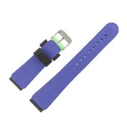 Bracelet de montre en Nylon touché Velours