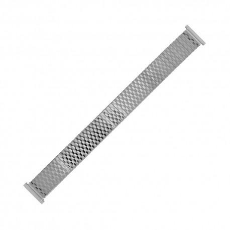 Bracelet de Montre 14-18mm en Acier Extensible élastique FixoStar