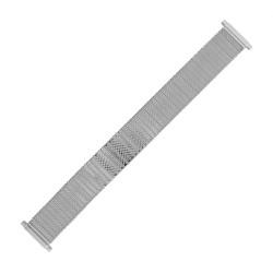 Bracelet de Montre 17-22mm en Acier Extensible élastique
