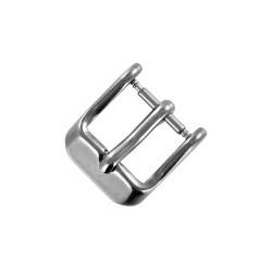 Boucle à Ardillon 12mm de Remplacement en Acier Inoxydable pour Bracelet de Montre