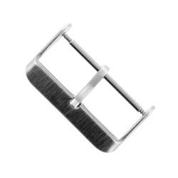 Boucle de remplacement 26mm en acier brossé pour bracelet de montre