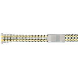 Bracelet de montre 12mm Acier PVD Bicolore Adaptable à 16mm Rowi
