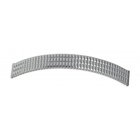Bracelet de Montre 22mm Acier Inoxydable Entre Corne Télescopiques FixoFlex