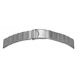 Bracelet de Montre 24mm en Acier Massif Inoxydable Rowi Made In Germany