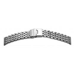 Bracelet de Montre 22mm en Acier Inoxydable Rowi Made In Germany