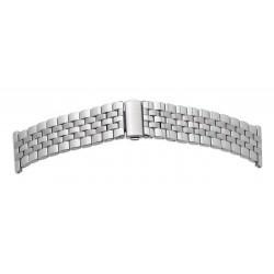 Bracelet de Montre 28mm en Acier Massif Inoxydable Rowi Made In Germany