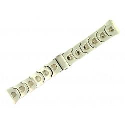 Bracelet de montre 18mm Métal avec Boucle déployante de Sureté