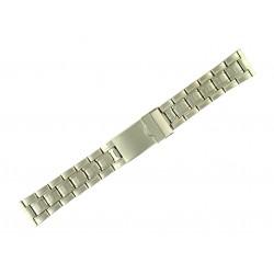 Bracelet de Montre 20mm en Acier avec Fermoir Déployant